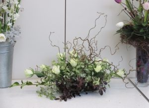 Flower Arranging Workshop Feb 2017